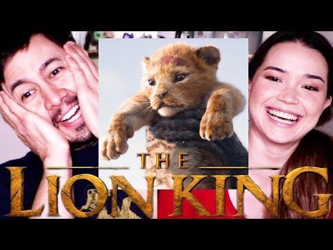 THE LION KING | Live Action | Teaser Trailer Reaction