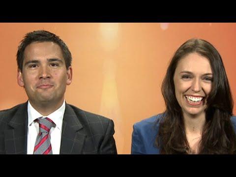 Flashback: Before they were leaders – Jacinda Ardern and Simon Bridges star on Breakfast