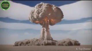 Top 3 vụ nổ bom nhiệt hạch (bom khinh khí, bom H) lớn nhất thế giới