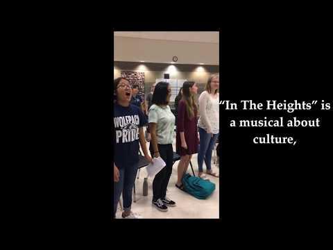 "Clovis East High School - ""In The Heights"" -  Teaser 2"