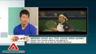 Interview: Kei Nishikori