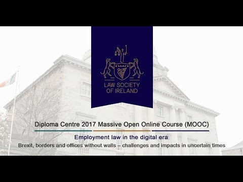 Employment Law in the Digital Era: Free Online Course