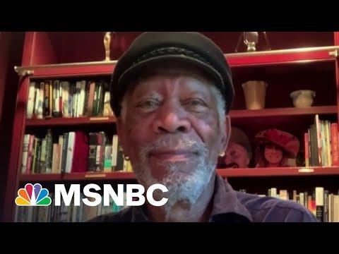 Morgan Freeman On 'The Killing of Kenneth Chamberlain' & Overhauling Policing
