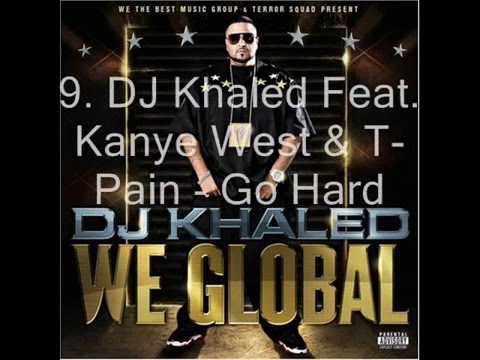 The Top 10 Mainstream RapHip HopR&B Tracks of 2008