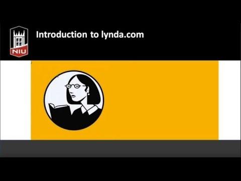 Introduction to Lynda.com