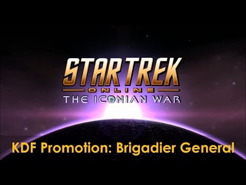 KDF Level 40: Brigadier General & New Ship Dilemma // Star Trek Online