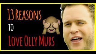 13 Reasons to Love Olly Murs
