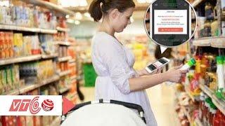 iCheck scanner giúp người Việt 'lật tẩy' hàng rởm    VTC
