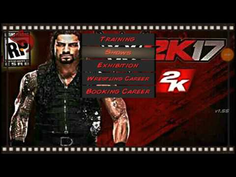 wr3d wwe 2k17 mod download    100% work on your android
