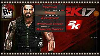 wr3d wwe 2k17 mod download...  100% work on your android device's..