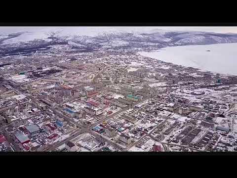 Магадан. Март 2019