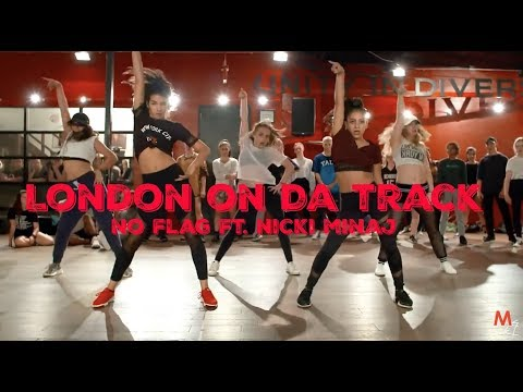 "Saryna Garcia | "" London On Da Track"" by No Flag ft. Nicki Minaj 