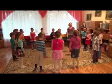 Танец Паровозик, МБДОУ ЦРР - д/с Сказка