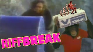 SO EASY, RINGO STARR CAN DO IT - Reacting to 80's Commercials | Riff Break 183