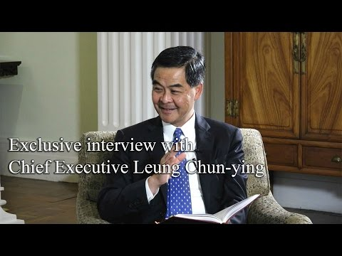 China Daily Exclusive interview with Chief Executive Leung Chun-ying