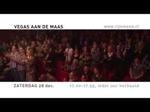 Vegas aan de Maas bij TV Rijnmond