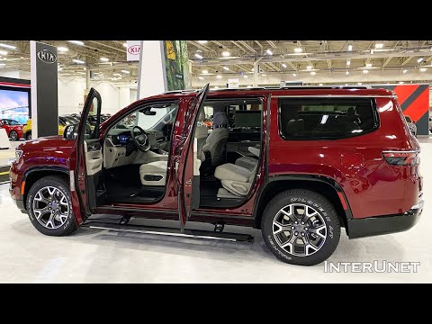 2022 Jeep Wagoneer 5.7L V8 4x4 Large Luxury 7-Passenger SUV