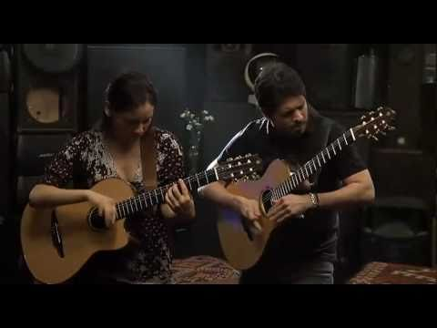 Rodrigo y Gabriela Webcast Part 1
