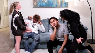 IGNORING OUR GIRLFRIENDS PRANK GETS CRAZY