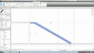 Revit Tips - A Stair Family That Can Be Joined With Walls And Floors