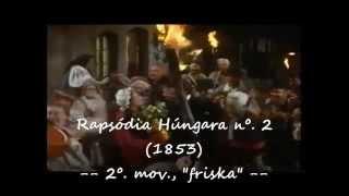 """Cenas de """"Sonho de amor"""" (Song without end, 1960)"""