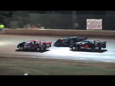 Boyd's Speedway 5/27/16 Mini Stock Heats 1&2!