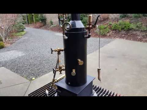 Live Steam Boiler Steam Engine gauge whistle