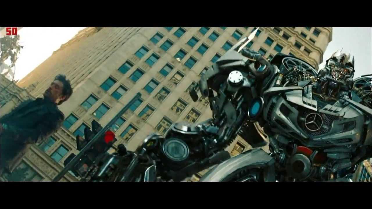 Transformers Dark Of The Moon Soundwave Death Scene Youtube