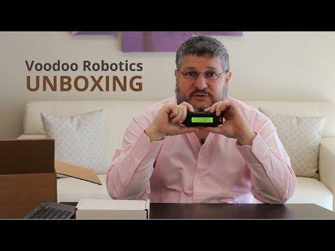 Voodoo Robotics Unboxing