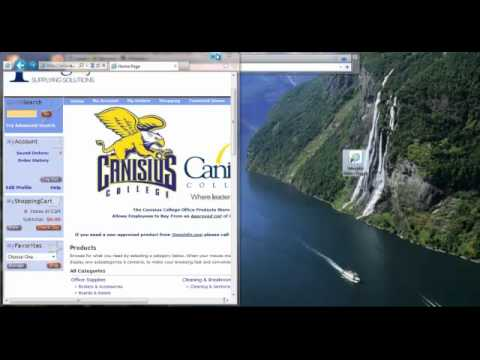Integrity Office Web Tutorial For Canisius College
