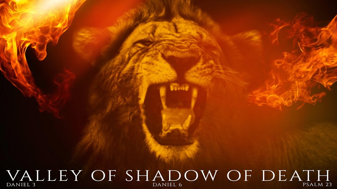 In The Valley of Shadow of Death | Powerful Motivation | Carter Conlon