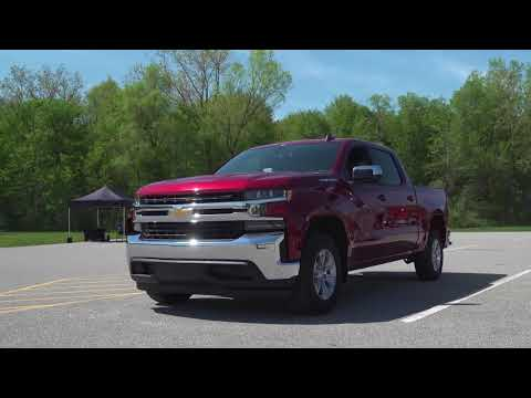 2019 Chevrolet Silverado 1500 | New Engines, Including 4-Cylinder Turbo