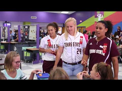 Red Ribbon Week - TXST Athletics at Miller Middle School