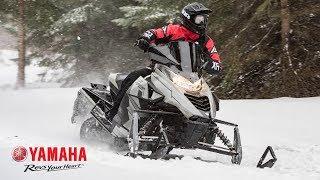 2019 Yamaha SRViper L-TX Snowmobile Highlights