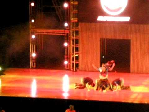 RANDY JACKSON AMERICAS BEST DANCE CREW 2008 4 Las Vegas
