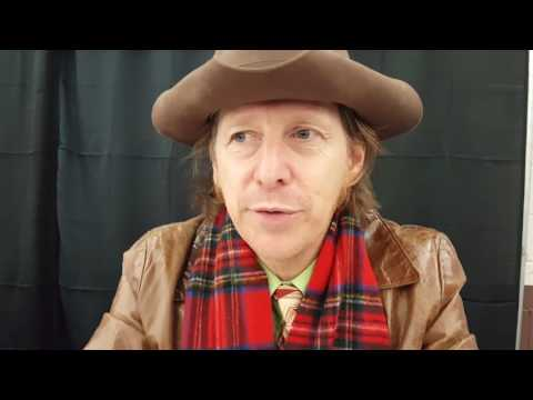 Exclusive  with actor Lew Temple