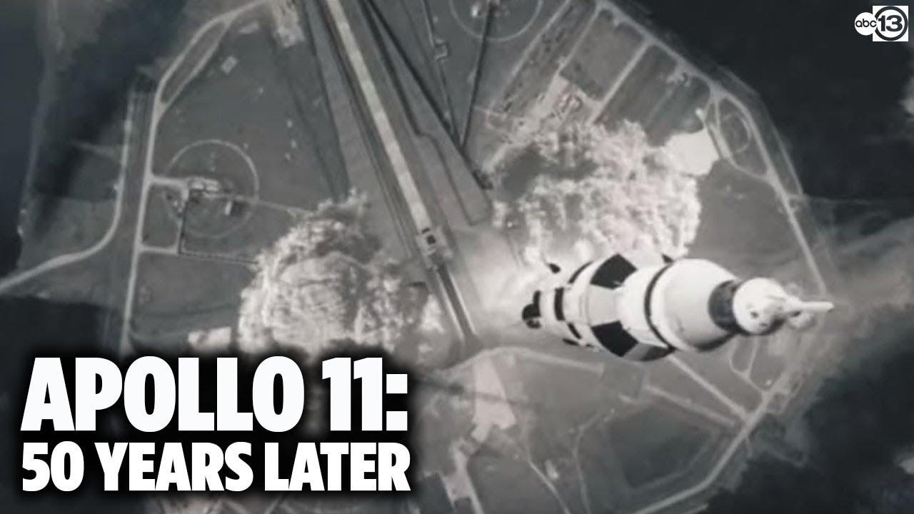 Apollo 11 facts on 50th anniversary of moon landing - YouTube