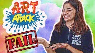 SIGO UN TUTORIAL DE ART ATTACK