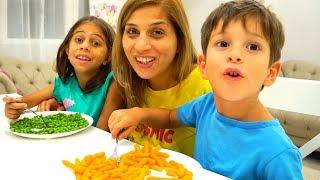 Yes Yes Vegetables song I KLS Nursery Rhymes & Kid Songs