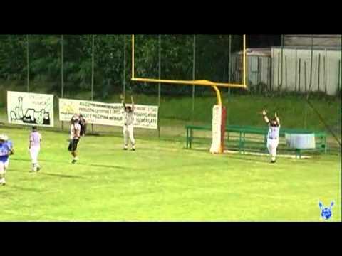 IFL 2011   Warriors Bologna - Elephants Catania   Highlight