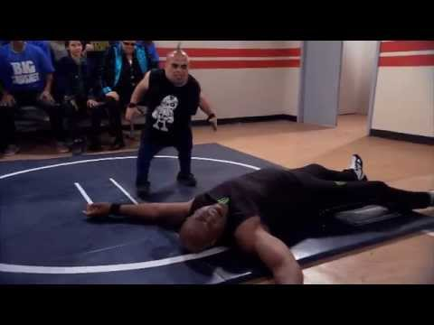 The Rev TV Series (Wrestler Tiny Lister gets a beating by a dwarf)