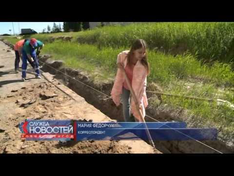 В Новом Уренгое отремонтируют около 40 тысяч квадратных метров дорог