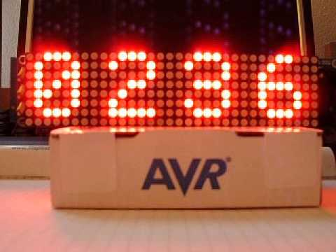 Arduino 32x8 Led Dot Matrix Full Download - wise