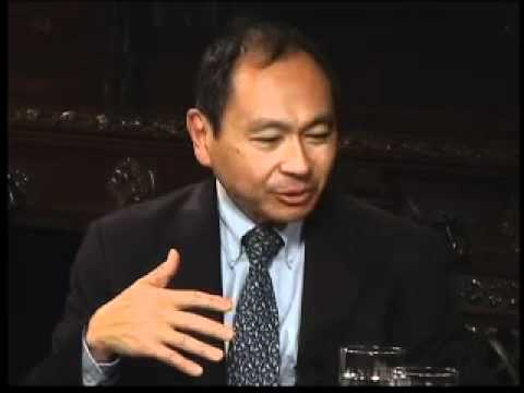 Francis Fukuyama: Future Of Conflict