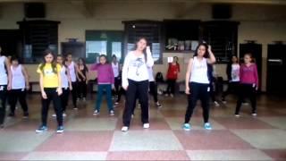 Grupo de Dança Senses - Hip Hop Iniciante - 2013