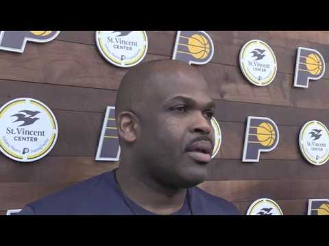 Pacers Keeping Focused on Matchup with Hawks