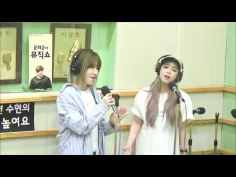 [?????] KHAN - Im your girl? live at  KBS Cool FM 89.1MHz with DJ Suhyun