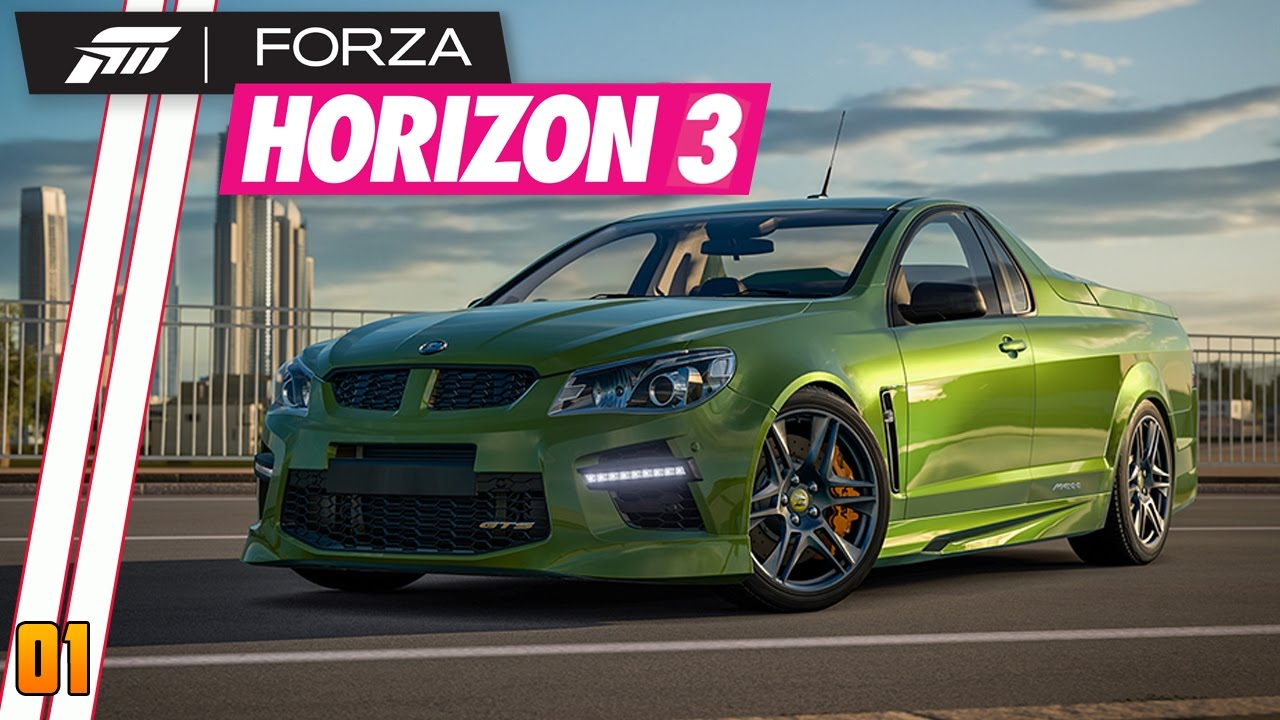 forza horizon 3 episode 1 scripted events youtube. Black Bedroom Furniture Sets. Home Design Ideas