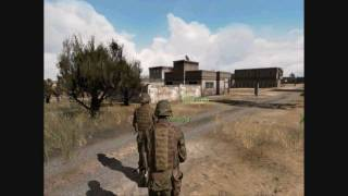 ArmA 2: Avgani Patrol