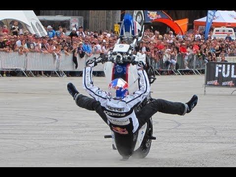 Kini Fullgas Day 2012 - Pfeiffer und Bagoros Stunt Freestyle